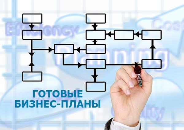 Бизнес-план образец с расчетами - готовый бизнес план на примере веб студии