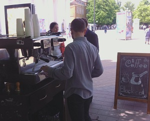 бизнес план для открытия кофейни