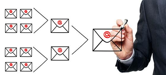 рассылка коммерческих предложений по E-mail