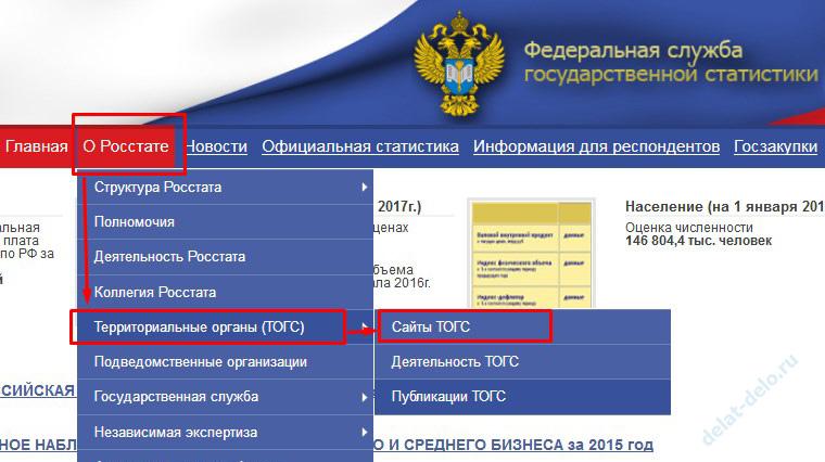 Изображение - Как получить коды статистики rosstat_201