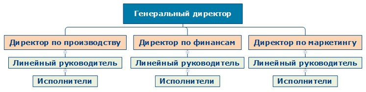 линейно-функциональная организационная структура