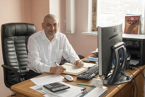 предприниматель Алексей Черныш