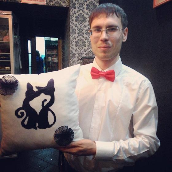 Николай Емельяненко открыл свою кофейню с нуля