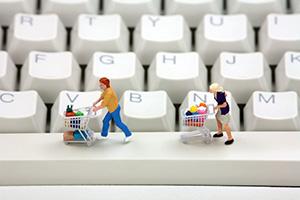 онлайн продажи услуг и товаров через сайт
