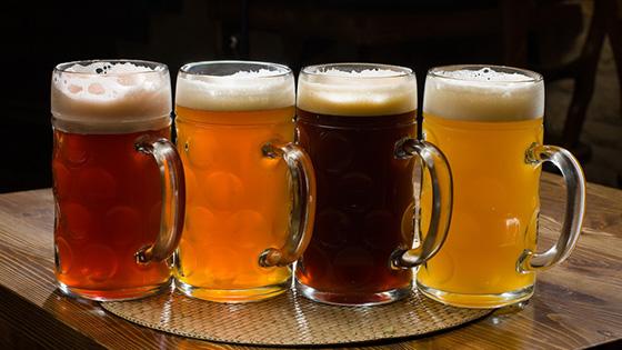 идея для рекламной кампании пива