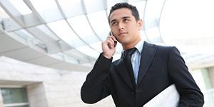 телефонный разговор со старым клиентом